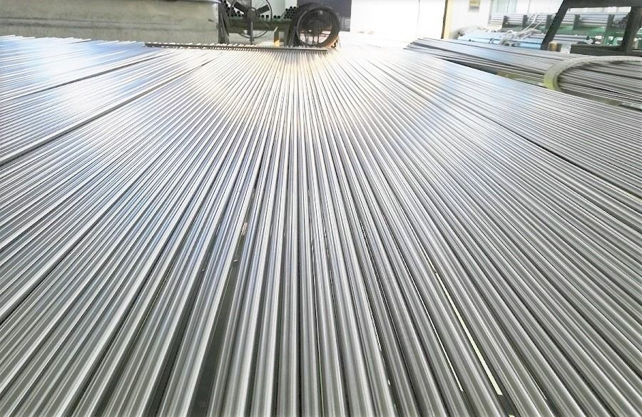Seamless Stainless steel bright annealed tubes