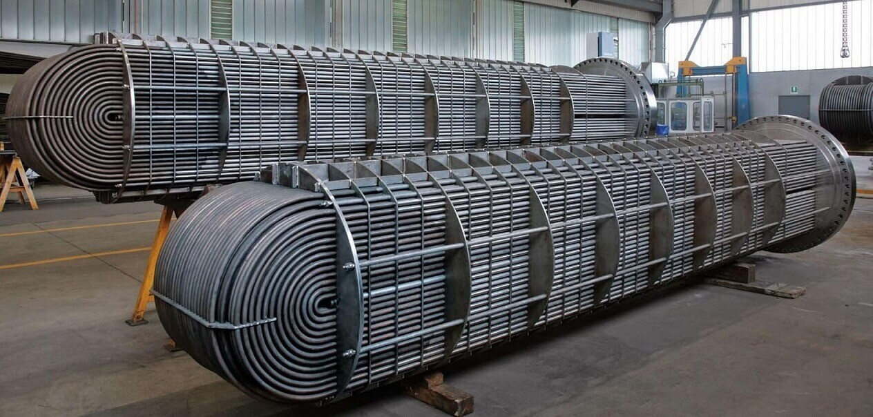 304 stainless steel tubes application for Heat Exchanger 304L)