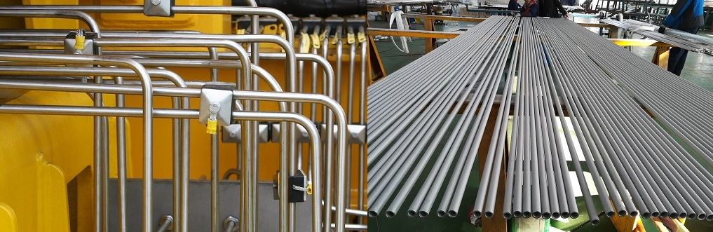 stainless seamless hydraulic tubes and-pipes
